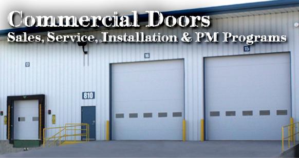 Overhead Door Sales Service